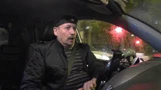Управление Автомобилем в условиях странного расположения Светофоров, Знаков и Разметки.