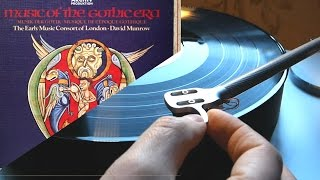 Music Of The Gothic Era :: The Early Music Consort Of London :: David Munrow