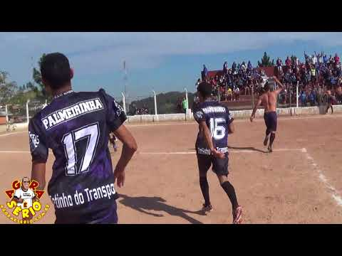 Palmeirinha Futebol Clube Campeão da Terceira Divisão de Juquitiba 2018