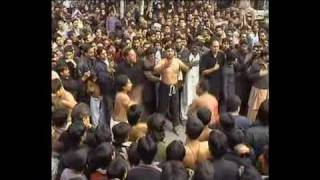 preview picture of video 'Jaloos e Zuljinah 9 Muharram 1431 hijri part-8/15'