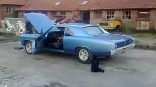 Peer Chevy Chevelle Malibu 66