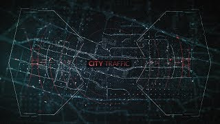 City Traffic Trailer After Effects Template