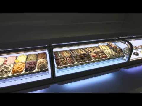 Ice-Cream Display Cases Cloud