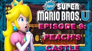 """New Super Mario Bros. U - Episode 9: """"Reclaim Our Territory"""""""
