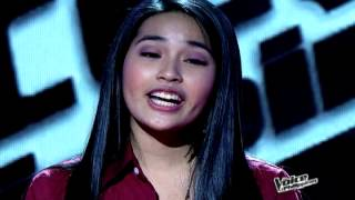 The Voice of the Philippines: Deb Victa   Blind Auditions