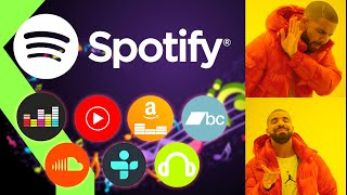 Más allá de SPOTIFY: 7 ALTERNATIVAS para escuchar MÚSICA en STREAMING GRATIS
