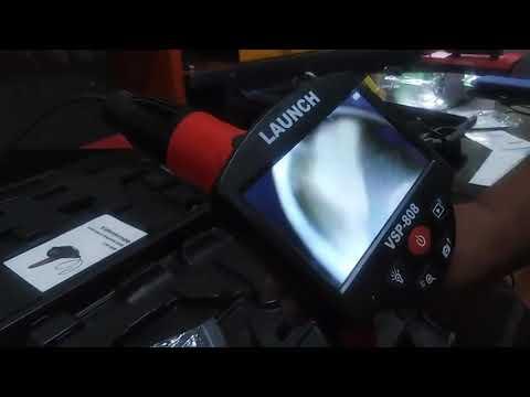 DEMOSTRACIÓN VIDEOSCOPIO VSP-808