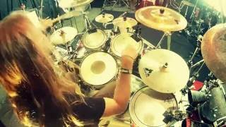 DRUMCOVER - Arch Enemy - Bloodstained Cross by Cyril Broult