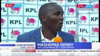 Mashemeji Derby : Gor Mahia top the league table