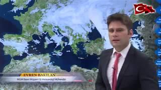 MEHTAP ÖZKAN BEYAZ TV HAVA DURUMU 2 - Gökhun Öztürk