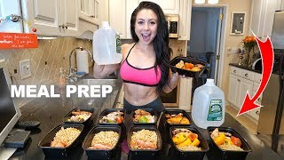 FOOD PREP FOR WEIGHT LOSS