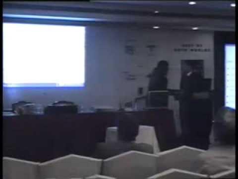 Print Summit 2005 : Mr Atul Saran,Country Manager EFI India P Ltd at Print Summit 2005 (2)