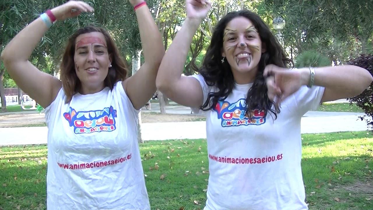 Cantajuego infantil: yo tengo un tallarín con baile y gestos
