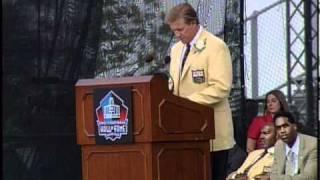 John Elway HOF induction speech