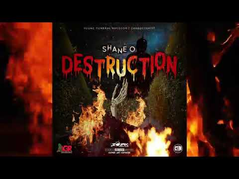 Shane O - Destruction Official Audio (Gage Diss) September 2019