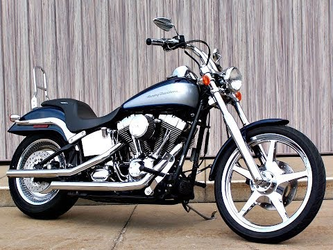 2001 Harley-Davidson FXSTD/FXSTDI Softail® Deuce™ in Erie, Pennsylvania