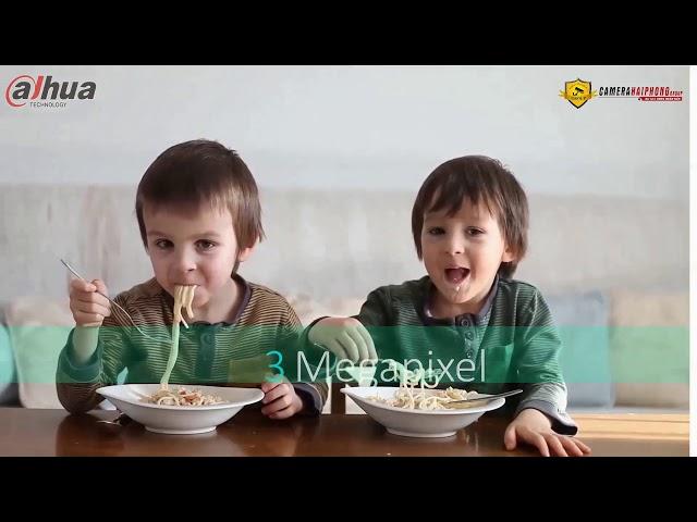 CAMERA IP WIFI DAHUA CHÍNH HÃNG