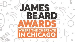 Where the Culinary World's Brightest Stars Ate in Chicago Before the James Beard Awards 2017