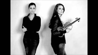 Duo Birringer - Lera Auerbach Prélude No.8 - Live