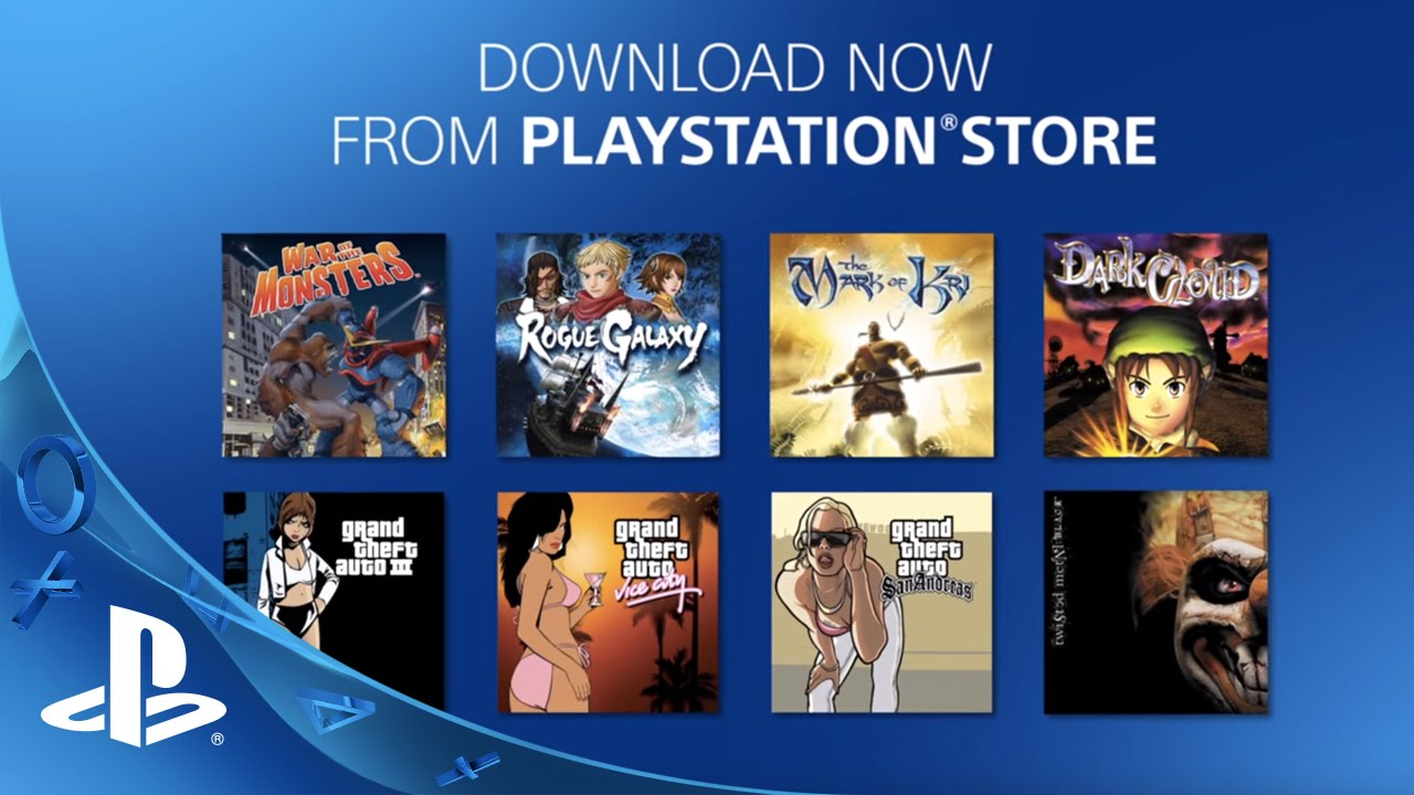 Fan-Favorite PS2 Games Launching on PS4 Tomorrow