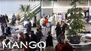 MANGO New Flagship store opening in Serrano 60, Madrid