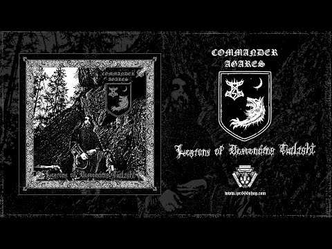 Commander Agares - Blessed By The Hyperborean Storms (Track Premiere) online metal music video by COMMANDER AGARES