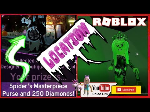 Roblox Gameplay Royale High Halloween Event Haunted Mansion