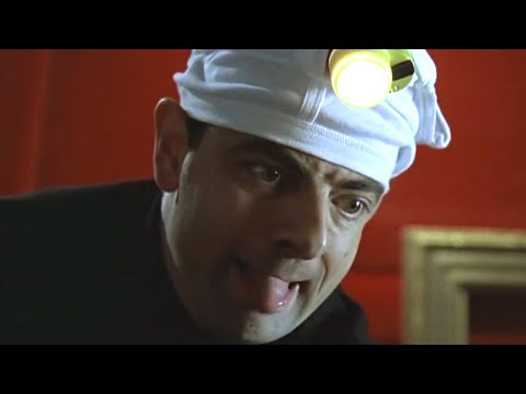 Mission Bean | Funny Clips | Official Mr. Bean