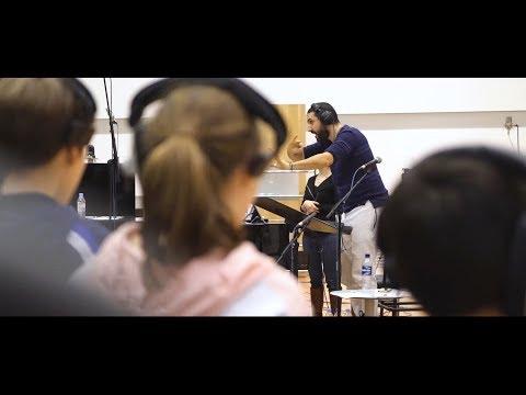 Levantine Symphony No.1 - Ibrahim Maalouf [TEASER] online metal music video by IBRAHIM MAALOUF