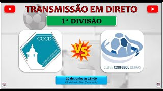 CN 2020/21 | 10ª Jornada | CCO x CCCD