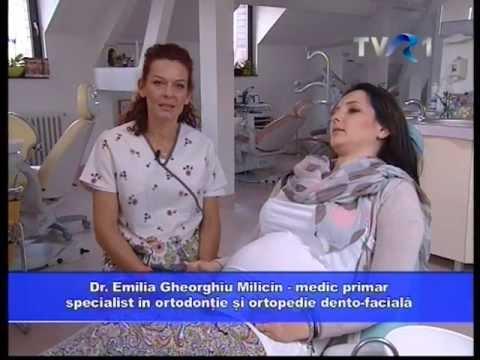 Dr. EMILIA MILICIN –TVR1 – Vreau sa fiu sănătos