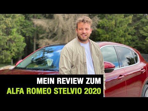 "2020 Alfa Romeo Stelvio 2.2 Diesel ""Lusso Ti"" Q4 AT8 (190 PS) 🍀 🇮🇹 Fahrbericht | Review | Test 🏁"
