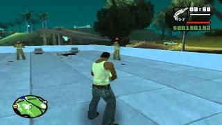 Dom Na Wzgórzach-Misja #90-GTA San Andreas (HD)
