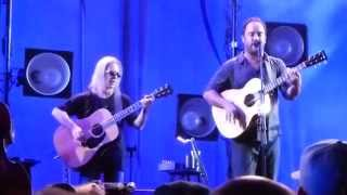 Dave Matthews Band - Recently (acoustic) - Camden N1 - 6-13-14 - HD