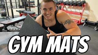 BEST GYM MATS FOR YOUR HOME GYM - Gym flooring stall mats