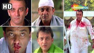 Best of Sanjay Dutt Scenes from Maine Dil Tujhko Diya - Sohail Khan - Sameera - Romantic Hindi Movie