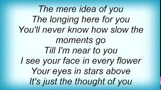 Andy Williams - The Very Thought Of You Lyrics