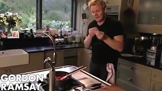 Caramelised Cranberry and Apple Sauce | Gordon Ramsay