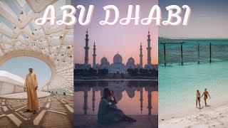 Exploring ABU DHABI For A Week // Travel Vlog