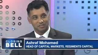 7 December - JSE Markets Wrap - Ashraf Mohammed - Regiment Capital