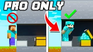 30 Things Only Pro Players Know About in Minecraft!