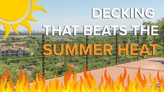 "The ""Coolest"" Decking Product: Temperature Test - TimberTips"
