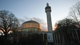 video: Regent's Park mosque stabbing: man in his 70s attacked during prayers