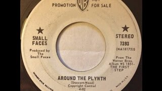 "FACES: ""AROUND THE PLYNTH"" [LYRICS INCLUDED] FIRST STEP: 3-15-1970. (HD HQ 1080p)"