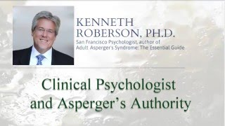 Adult Asperger's Syndrome | Book | Kenneth Roberson, Ph.D.