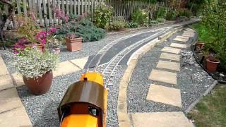 preview picture of video '5 Gauge Garden Railway'