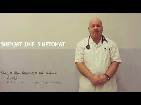 Simptomat sulmi hipertensionit