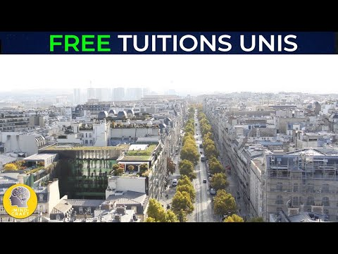 EUROPEAN COUNTRIES WITH FREE UNIVERSTITIES TUITIONS!