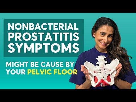 Prosztatagyulladás és trichomoniasis