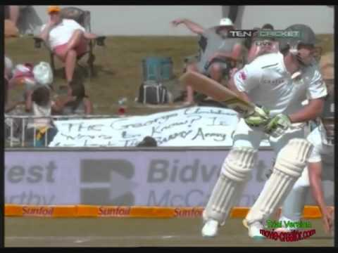 BAT LIKE AB DEVILLERS excellent sixer against off spin IN A SLOW MOTION